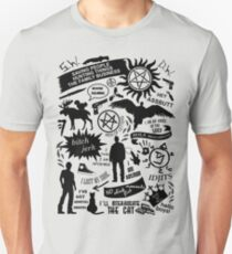 Supernatural items Unisex T-Shirt