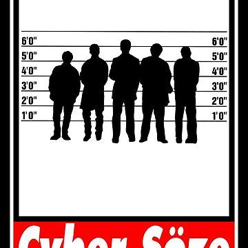 Cyber Söze by geek-art-uk