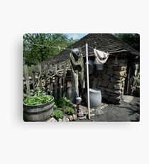All Hung Up! Canvas Print