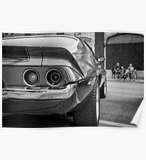 Camaro - TRA0116 Poster
