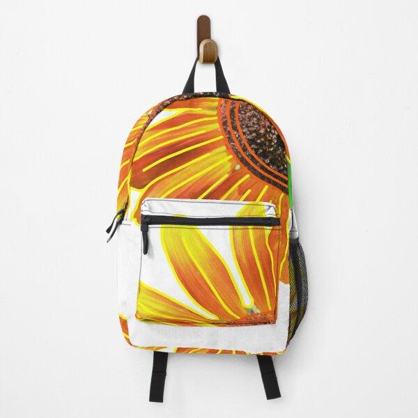 Sunflower (Eco Art) Backpack