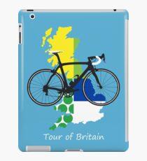 Tour of Britain iPad Case/Skin
