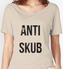 ANTI SKUB Women's Relaxed Fit T-Shirt
