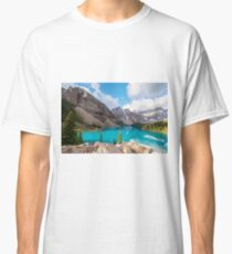 Moraine Lake Banff National Park Classic T-Shirt