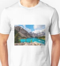 Moraine Lake Banff National Park T-Shirt