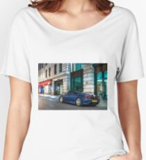 Ferrari 360 Challenge Stradale Women's Relaxed Fit T-Shirt