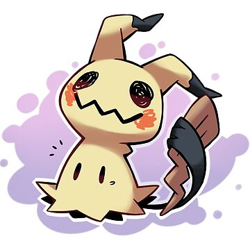 Mimikyu  by cielpennings
