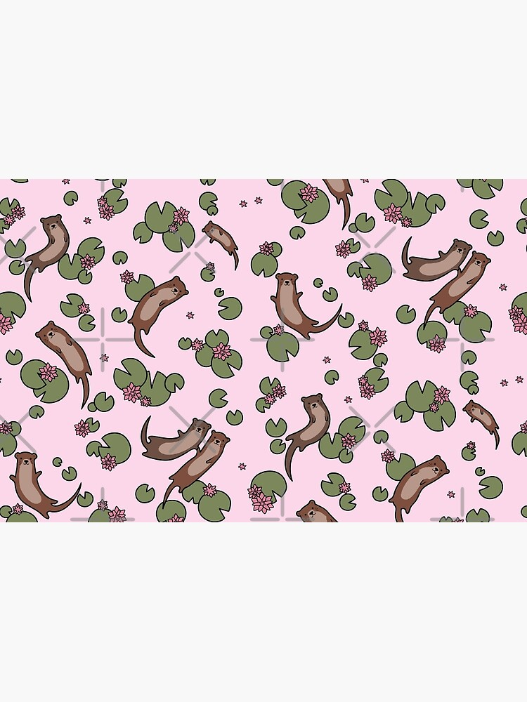Cute Otters by Shopzoki