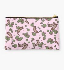 Cute Otters Studio Pouch