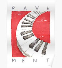 Pavement Poster
