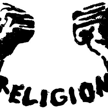 RELIGION UNCHAINED by Tai's Tees by TaiNewYork