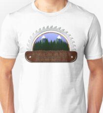Twin Peaks - Packard Sawmill T-Shirt