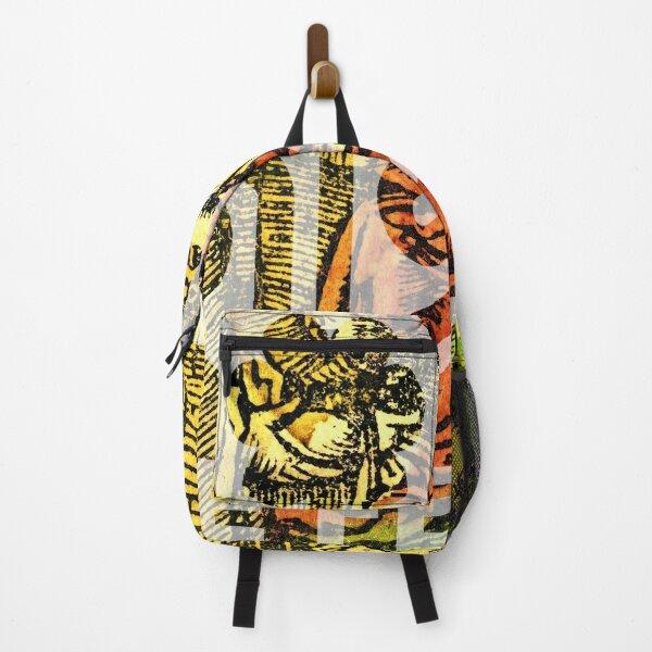 Be Fed Spiritually (Religious Art) Backpack
