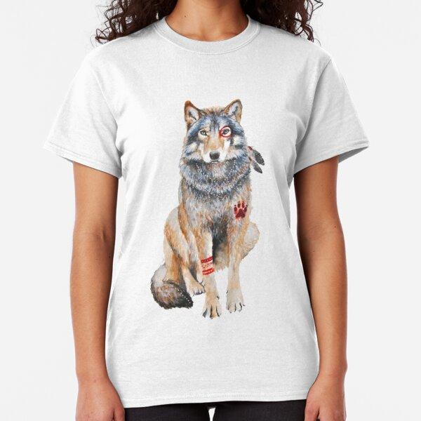 Tee Hunt Wolves Dreamcatcher Muscle Shirt Wild Howl Animals Wilderness Nature Sleeveless