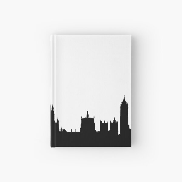 Bristol skyline Hardcover Journal