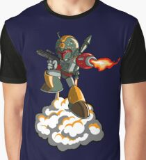 Mega Fett Graphic T-Shirt