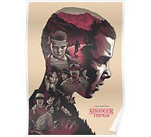 Stranger Things V2 Poster