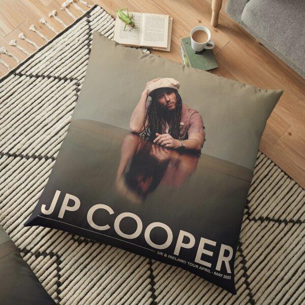 JP Cooper UK Tour 2022 Floor Pillow