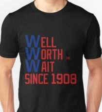 Cubs World Series Cubbies 1908 Curse T-Shirt