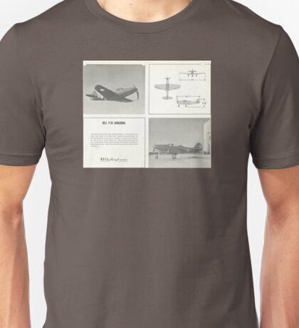Bell P-39 Airacobra T-Shirt