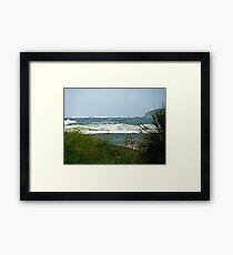 Along the Wild Atlantic Way Framed Print
