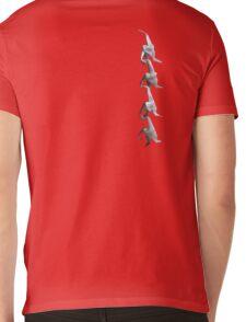 Monkey Mischief Mens V-Neck T-Shirt