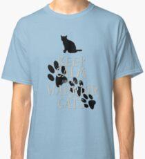 keep calm warrior cats Classic T-Shirt