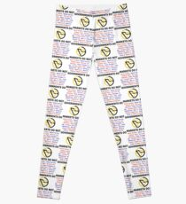 Markets DO NOT, GOVERNMENTS DO by Paine's Torch Leggings