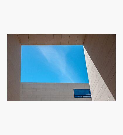 Sky Window Photographic Print