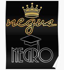 Negus/Negro Poster