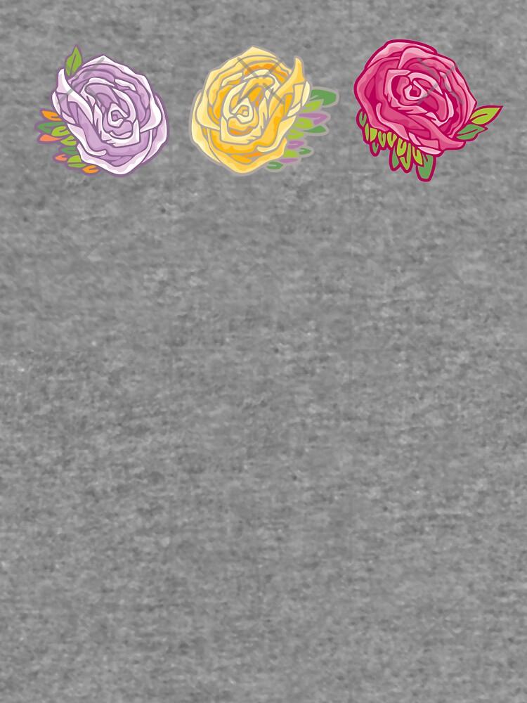 Decorative Roses by rusanovska