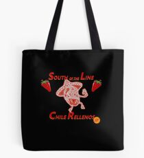 South of the Line Tote Bag