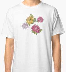 Vintage Roses Classic T-Shirt