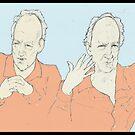 Werner Herzog by Cameron Hampton