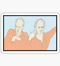 Werner Herzog Sticker