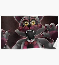 Funtime Foxy Poster