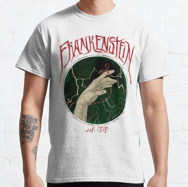 Frankenstein--Remember Me Classic T-Shirt