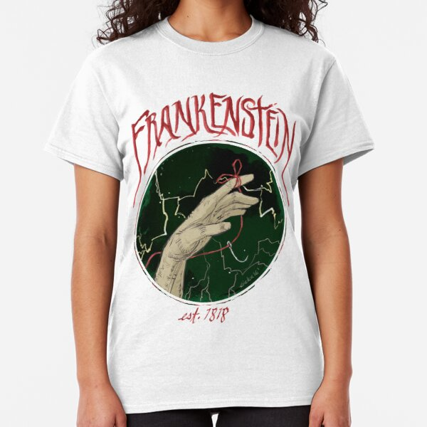 Frankenstein--Remember Me Classic T-Shirt
