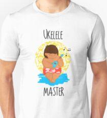 Ukelele Master Camiseta unisex