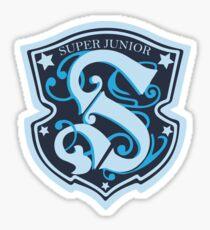 Super Junior - Logo Sticker