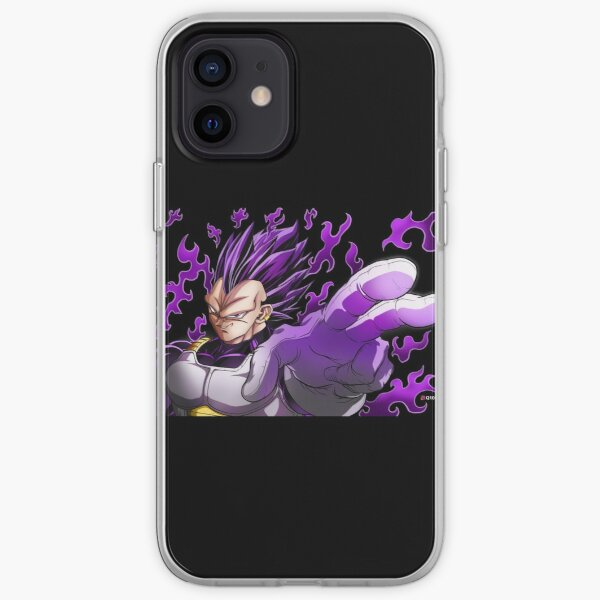 Vegeta new form - Q10Mark iPhone Soft Case