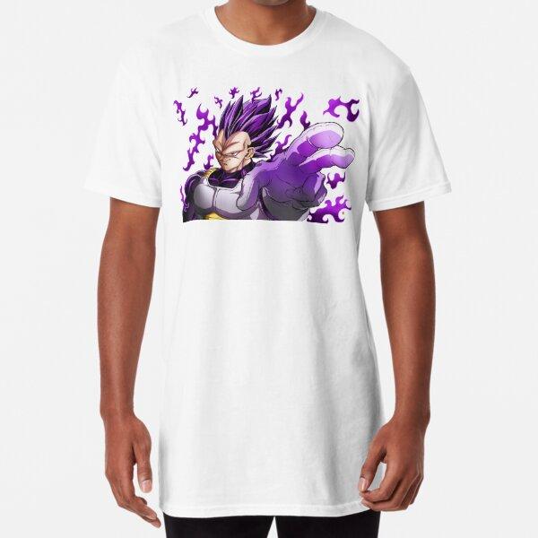 Vegeta new form - Q10Mark Long T-Shirt