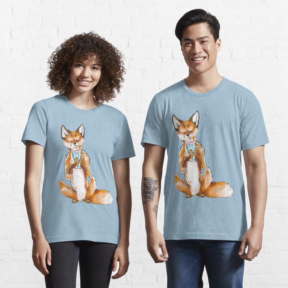 Slurpee Foxie Essential T-Shirt
