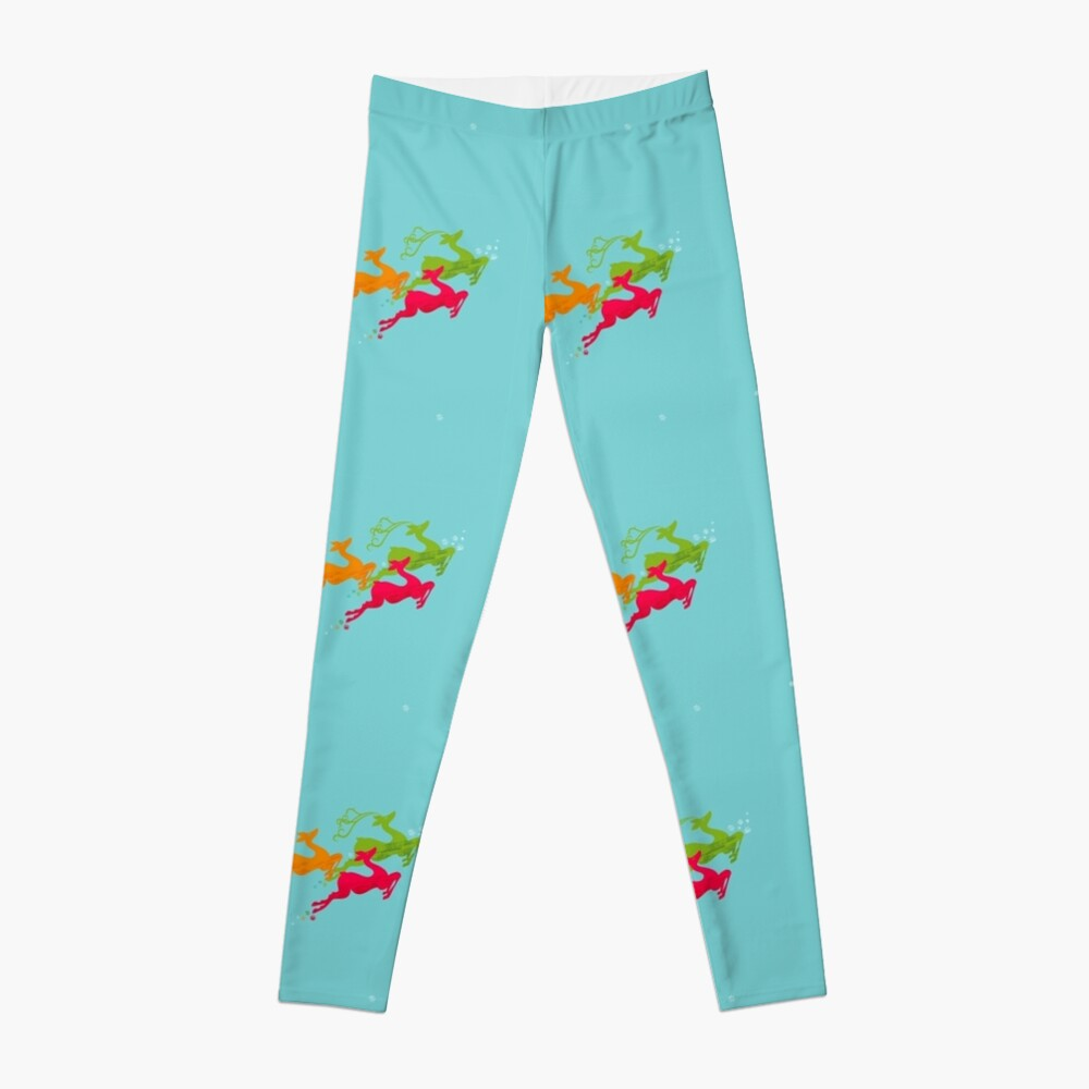 Winer Deer Leggings