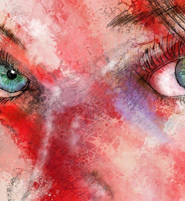 Eyes by Richard Rabassa