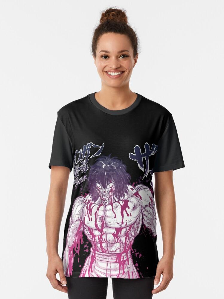 Alternate view of Ohma Tokita - aurora version Graphic T-Shirt