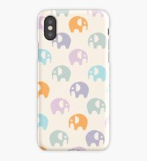 Elephant Pattern iPhone Case/Skin