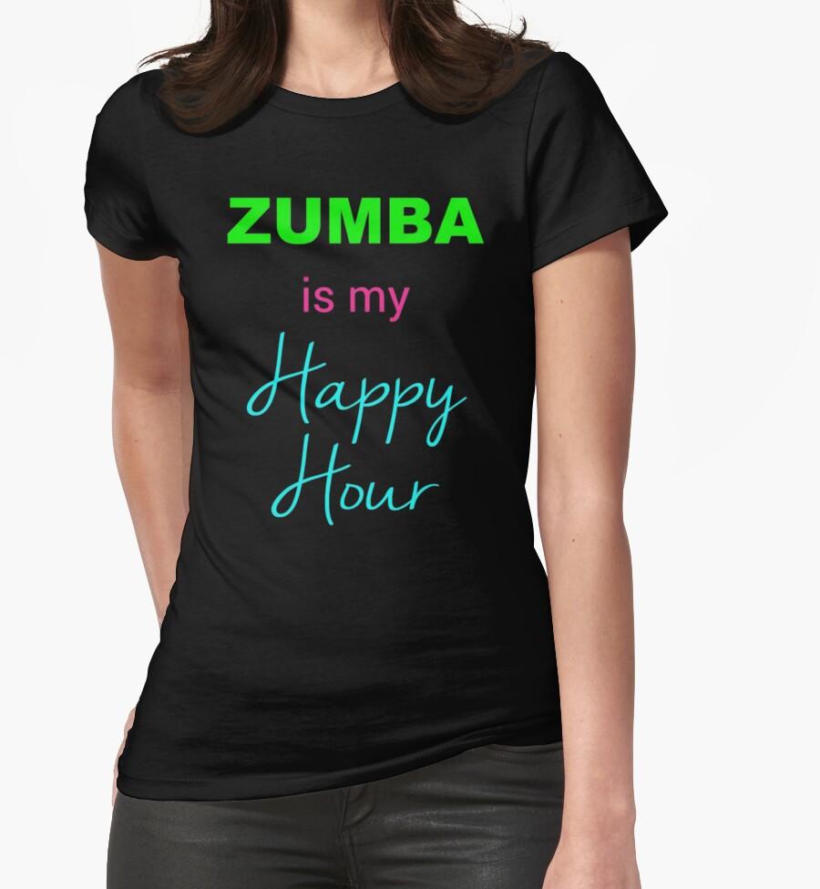T-shirt design for zumba - Women S T Shirt