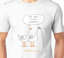 Apologeese Unisex T-Shirt