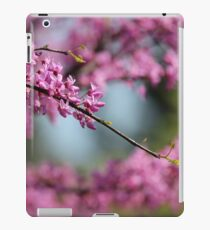 Redbud Blossoms iPad Case/Skin